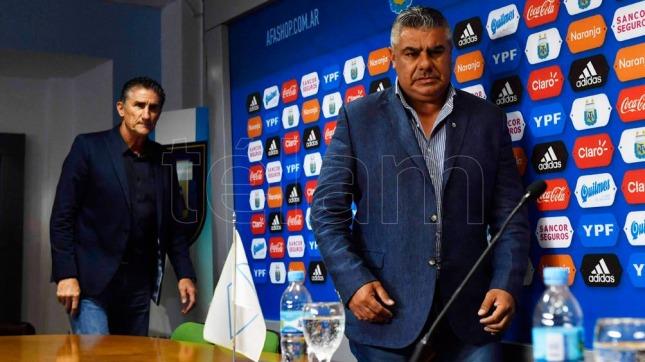Sampaoli ya recibió el llamado que lo acerca a la Selección