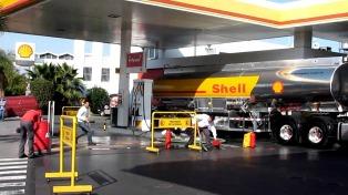 Shell aumenta los precios desde este domingo un 2,09 por ciento
