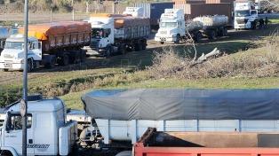 El costo del flete de un camión aumentó un 14% durante 2017