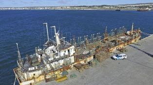 Hundirán un barco chino frente a Puerto Madryn para hacer un parque submarino