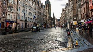 Un encuentro con Harry Potter y los fantasmas de Edimburgo