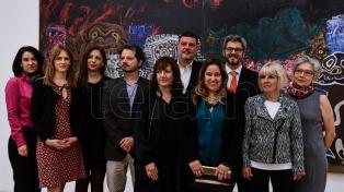 Se presentaron los diez directores de museos nacionales designados por primera vez por concurso
