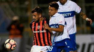 San Lorenzo y La Católica igualaron 1 a 1 en Chile