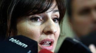 """Soledad Acuña: """"El derecho a la educación está por encima del de protestar"""""""
