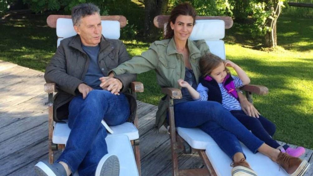 Macri recibe el 2018 en Villa La Angostura y continúa su agenda