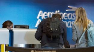 Aerolíneas Argentinas transportará más de 210.000 pasajeros en Semana Santa