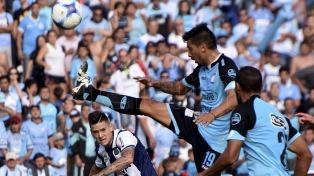 Belgrano y Talleres igualaron en un partido de ida y vuelta