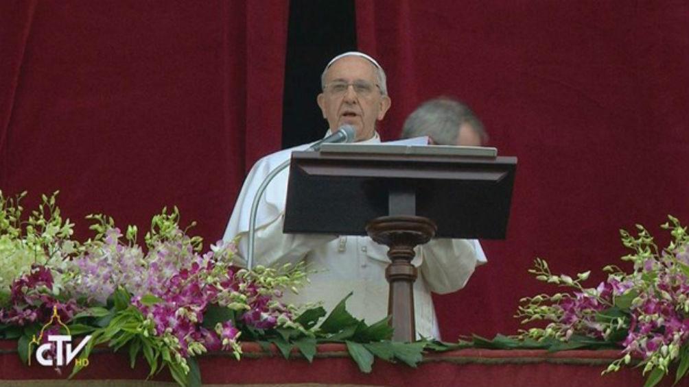 Francisco celebrará la semana de Pascua sin fieles por el coronavirus