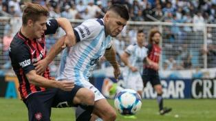 Atlético Tucumán le dio un golpe a la ilusión de San Lorenzo