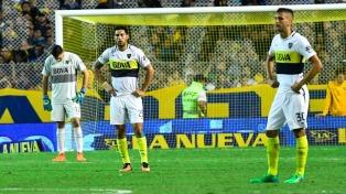 Boca lo dejó escapar sobre el final ante Patronato y no pudo estirar su ventaja