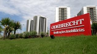 El Gobierno suspendió por un año a Odebrecht como oferente de obra pública