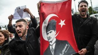 Un partido opositor turco impugnará en Estrasburgo el triunfo del referéndum
