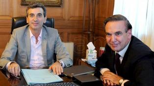 Nuevo encuentro de Randazzo con Pichetto