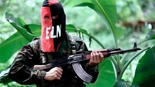 El ELN le planteó al Gobierno colombiano un cese bilateral del fuego por tres meses