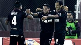 Lanús goleó 5 a 0 al Zulia de Venezuela por la Libertadores