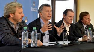 """""""El primer día dije que no había delito en lo que se me endilgaba"""", dijo Macri sobre los Panamá Papers"""