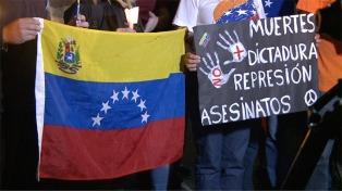 Más de 9800 venezolanos llegaron a la Argentina en enero pasado