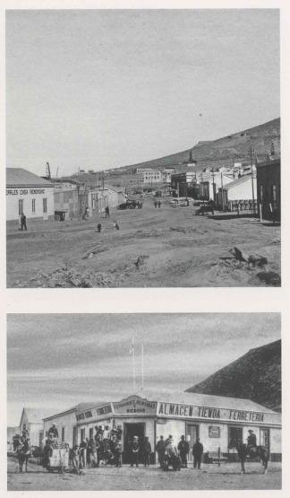 Campamento Central, Av. Tehuelche