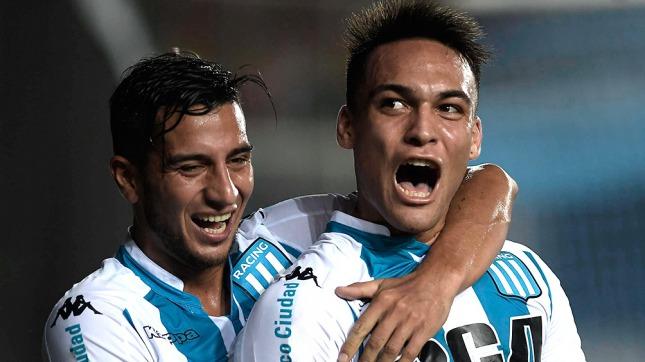 Lautaro Martínez sufrió una distensión y no jugará ante Temperley