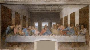 """Un nuevo sistema de climatización preservará por 500 años más """"La última cena"""" de da Vinci"""