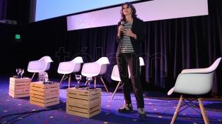 Lucrecia Martel condujo una charla con las actrices de sus películas, en el primer día del 19º Bafici