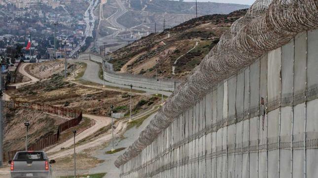 En meses, EEUU comenzaría a construir el muro fronterizo