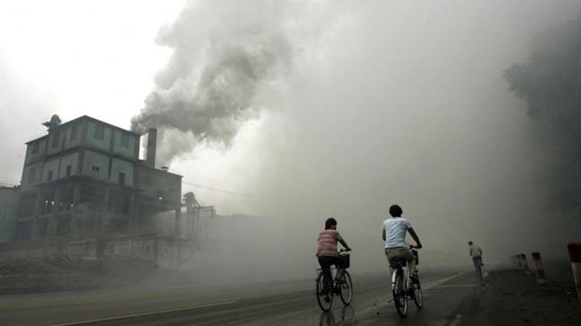 Alemania trabajará con China para hacer frente a cambio climático