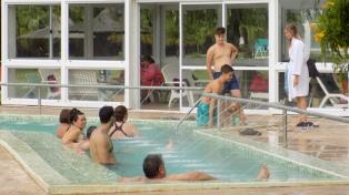 Entre Ríos acumula la mayor cantidad de aguas termales del país