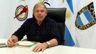 """Werthein expresó que los Juegos Olímpicos en la Argentina son """"un proyecto muy posible"""""""