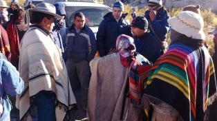 Indígenas denuncian que una minera explora una reserva sin autorización
