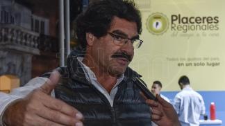 Leonardo Sarquís, ministro de Agroindustria bonaerense.