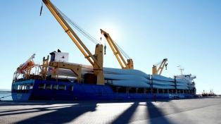 YPF avanza en la construcción de su parque eólico en Manantiales Behr