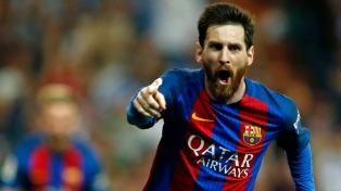 El Barcelona goleó al Villarreal, con dos goles de Messi