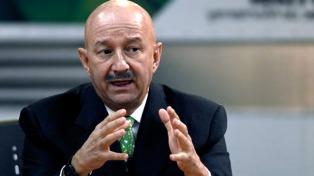 """Salinas: """"El país enfrenta las tres 'ies': inseguridad, injusticia y el insuficiente crecimiento económico"""""""