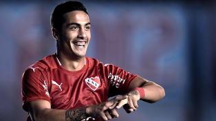 Independiente superó a Arsenal en Sarandí