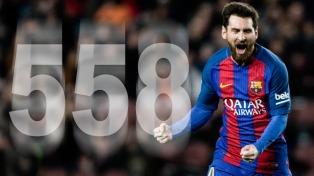 ¿Quiénes acompañan a Messi como máximos goleadores argentinos de la historia?