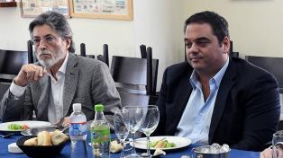 Triaca y Abad se reúnen con dirigentes del transporte para analizar exenciones de Ganancias