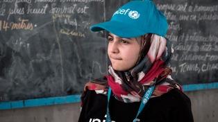 Más de medio millón de niños necesitan asistencia urgente, alertó Unicef
