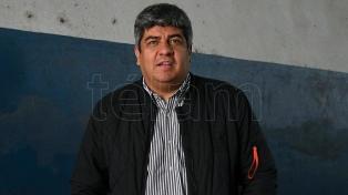 """Pablo Moyano dijo que """"el gobierno de Macri es peor que la dictadura militar"""""""