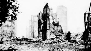 A 80 años del bombardeo nazi de Guernica