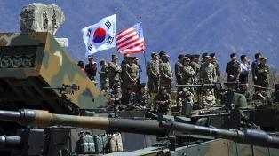 Seúl y Washington hacen maniobras militares en pleno deshielo con Pyongyang