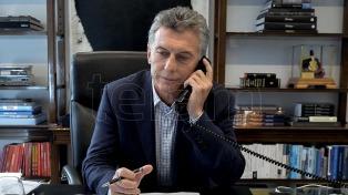 Macri llamó a dos emprendedores que pidieron ayuda para su fábrica de zapatos