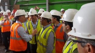 Macri visitó empresas en Texas