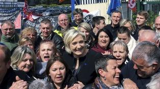 Le Pen se anota un triunfo sobre Macron en la batalla por salvar los empleos franceses