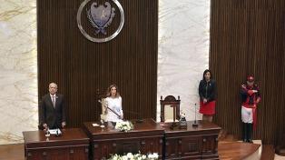 """""""Santiago del Estero conserva un equilibrio económico y financiero"""", dijo la gobernadora"""