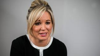 Michelle O´Neill, nueva líder del Sinn Féin en el Norte
