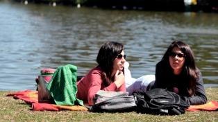 Día de calor en el área Metropolitana y tormentas en el interior bonaerense