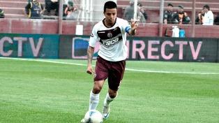 Barrientos dio positivo de doping en la Copa Libertadores
