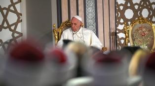 """Francisco pidió """"respeto incondicionado"""" a los derechos humanos"""