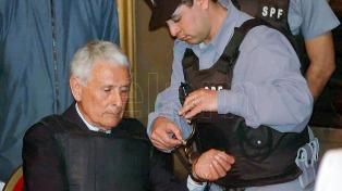 La Cámara de Casación le concedió la prisión domiciliaria al represor Etchecolatz